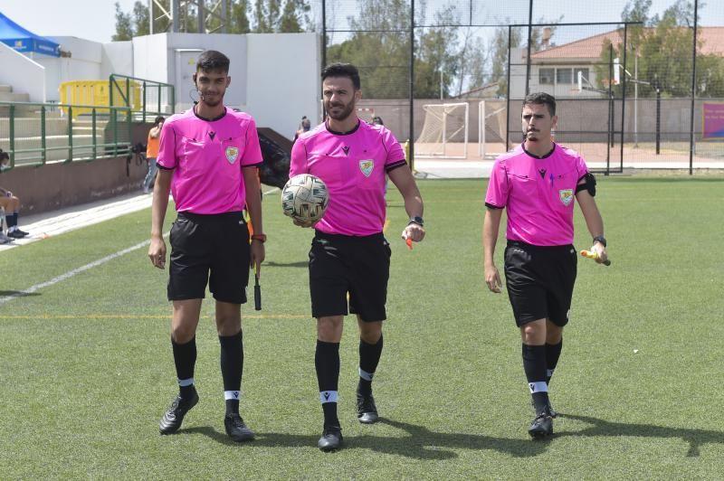 Liga Reto Iberdrola Femenino: Juan Grande-Femarguín