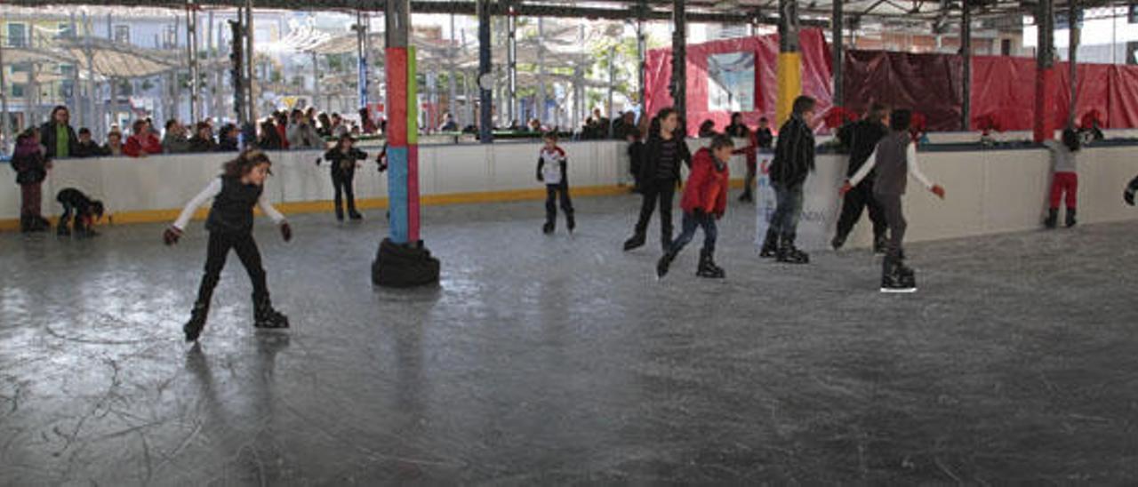 Gandia garantiza una pista de hielo en el Prado pese a fracasar el concurso