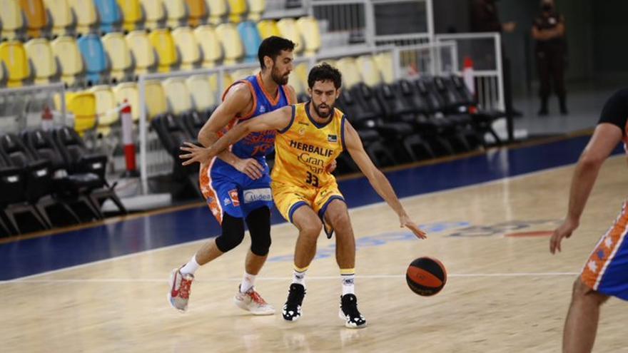 Liga Endesa: Herbalife Gran Canaria - Valencia Basket