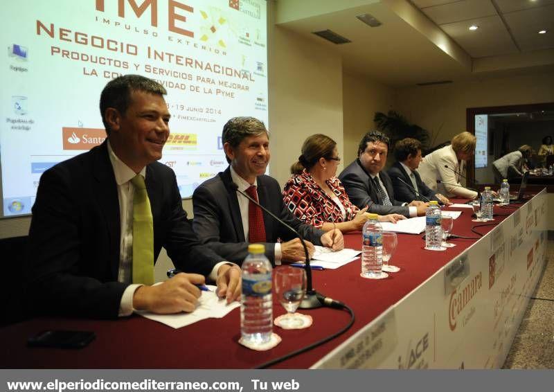 GALERÍA DE FOTOS- Primera edición de la feria IMEX Castellón