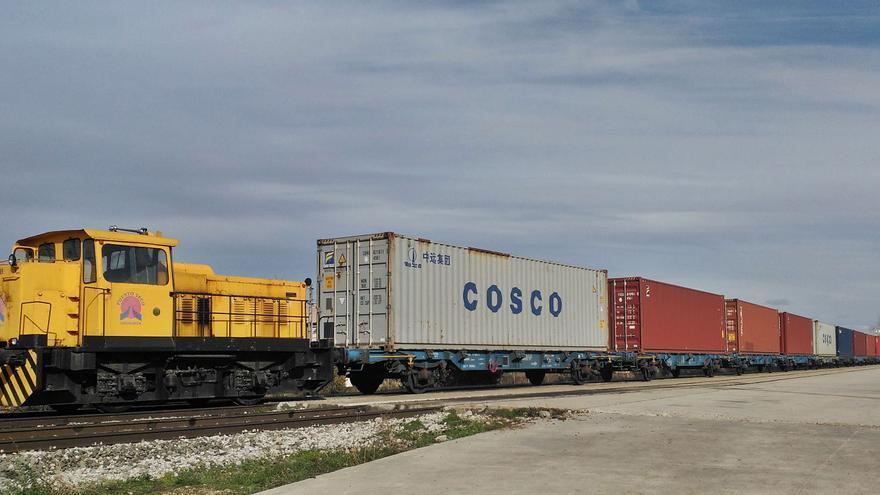 El corredor ferroviario Madrid-Puerto de Barcelona logra 30 millones del fondo del Estado