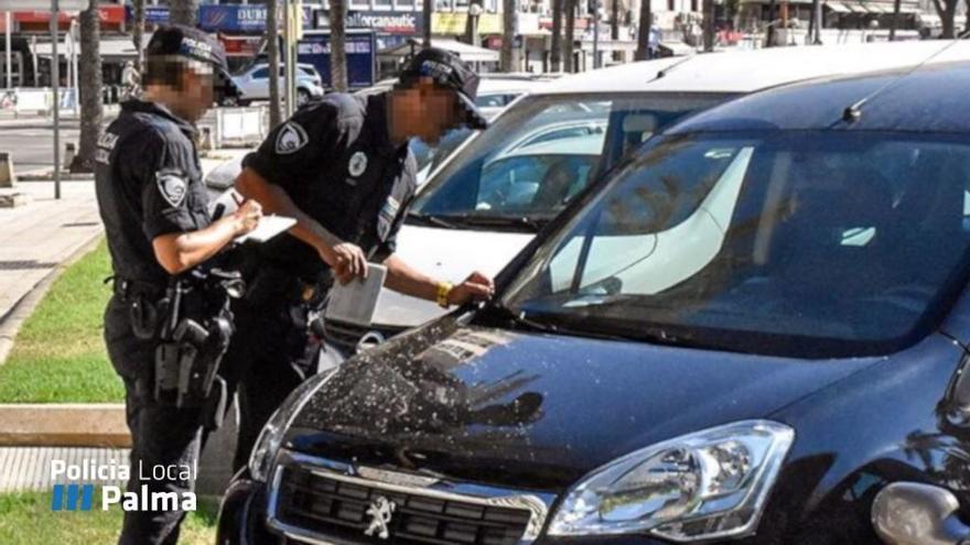 Mehr als tausend Knöllchen für illegal abgestellte Mietwagen