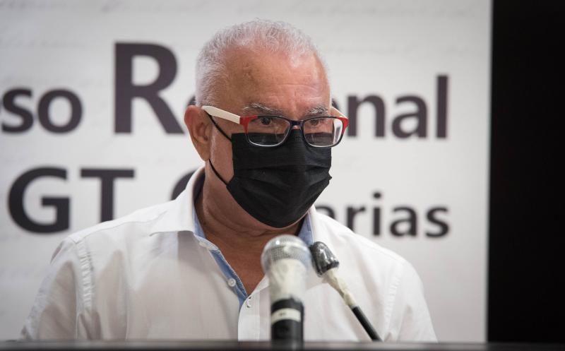 UGT Canarias presenta su nueva ejecutiva regional