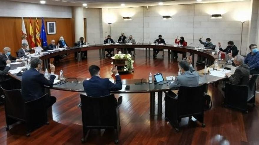 La Diputación de Huesca aprueba este viernes en pleno más de 500.000 euros en ayudas a las entidades sociales