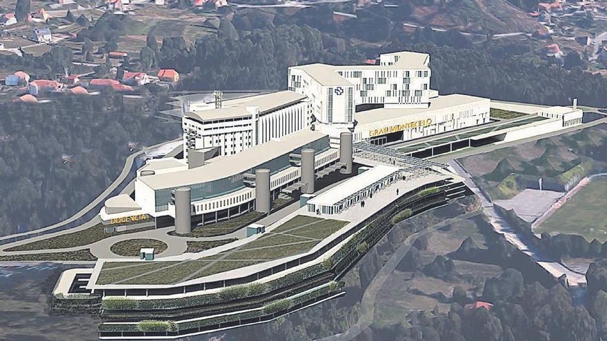 El Gran Montecelo se licitará este mes y la intermodal se inaugurará en el inicio de 2021