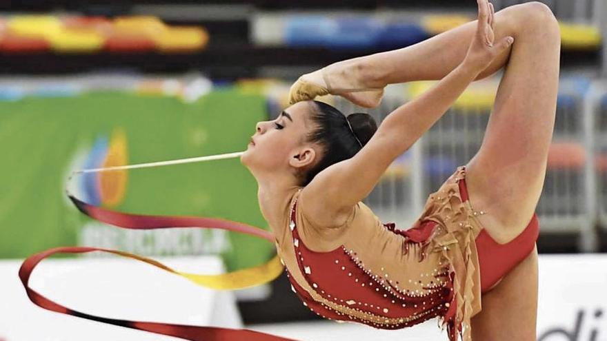 """Jasmine Fernández: """"Me fui enamorando de este deporte, que hoy en día es mi gran pasión"""""""