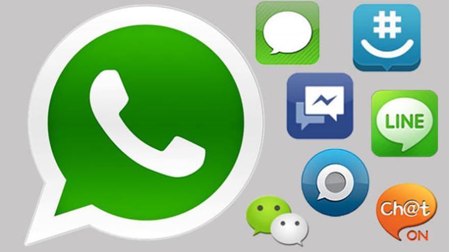 Las mejores alternativas al Whatsapp que debes probar