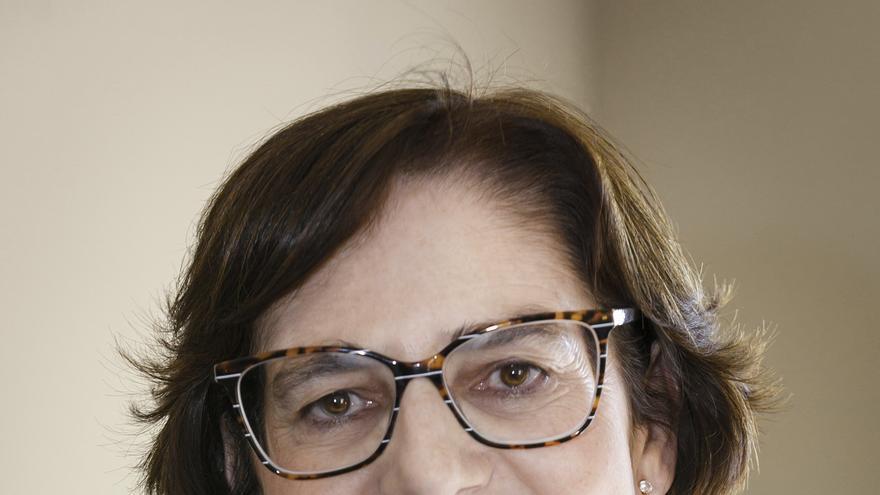 Marina Blanco: «No he visto ningún ingreso por covid en pacientes con asma»