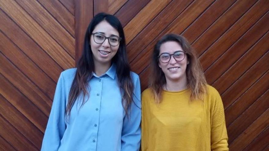 Vilafant contracta dues noies en pràctiques del programa Garantia Juvenil