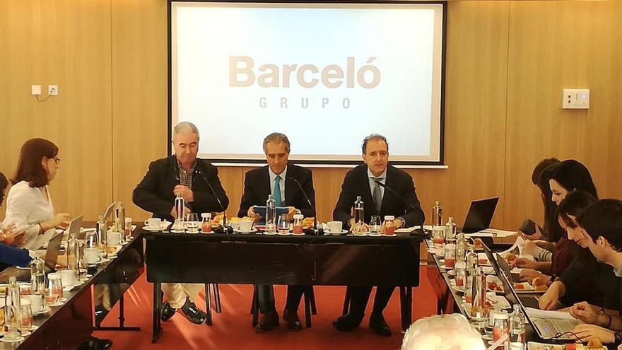 Barceló y Globalia esperan la luz verde a su fusión en menos de tres meses