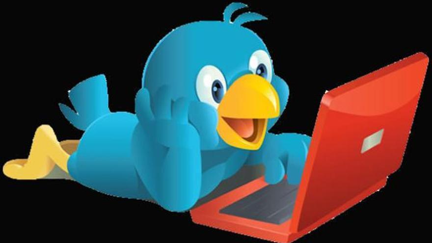 Twitter sí, pero mejor por móvil
