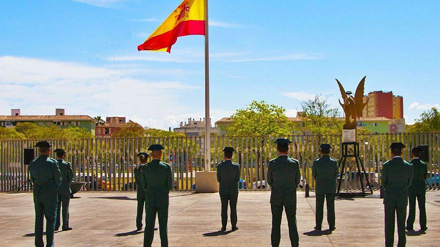 La Guardia Civil celebra su 177 aniversario