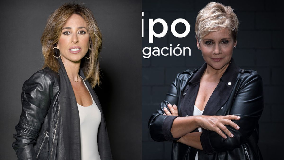 Ana Terradillos y Gloria Serra.