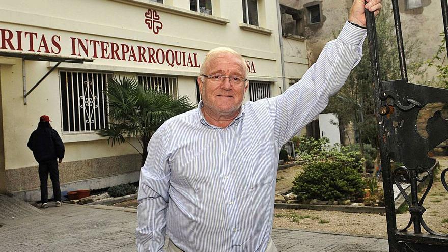 La muerte de Francisco Fernández deja un enorme pesar en la sociedad arousana