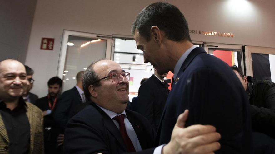 "Iceta asegura no tener ""la propuesta"" de ser ministro"