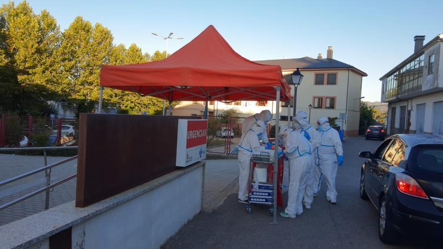 Dos nuevos infectados COVID en las residencias de Zamora