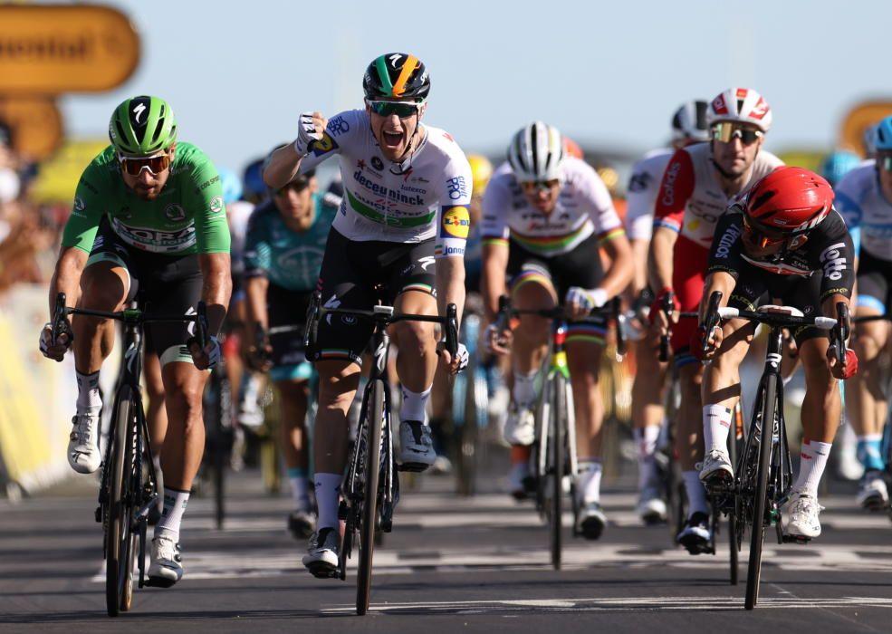 Décima etapa del Tour de Francia