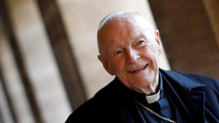El Vaticà admet l'encobriment del cardenal pederasta Theodor Edgar McCarrick