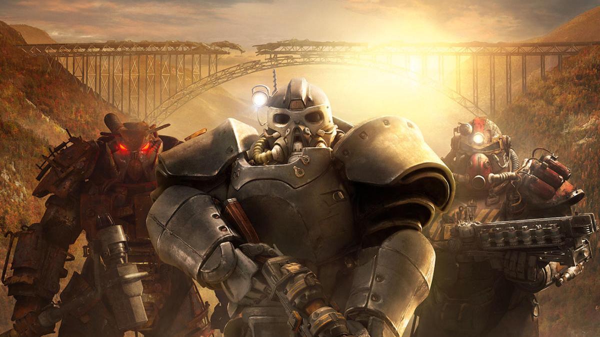 Fallout 76.
