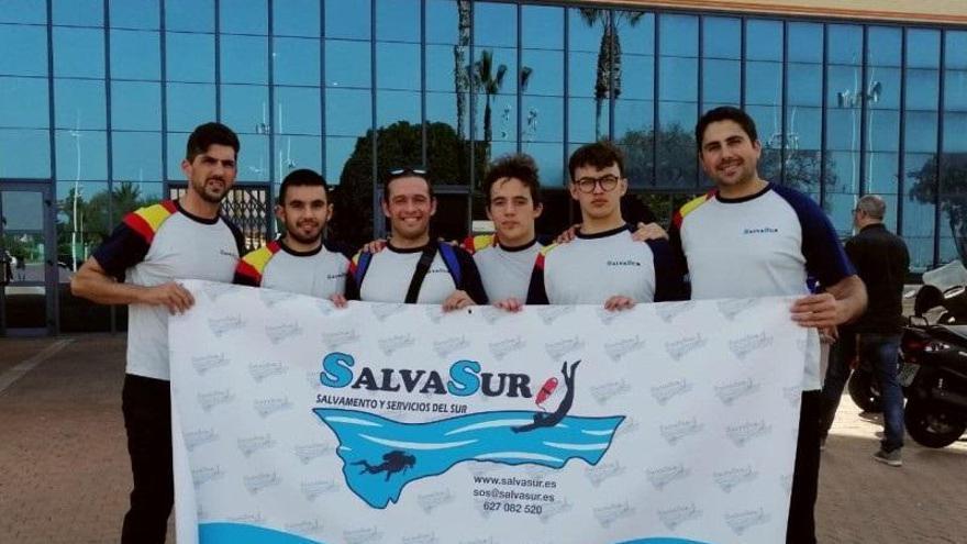 El club Salvasur hace historia en Torrevieja