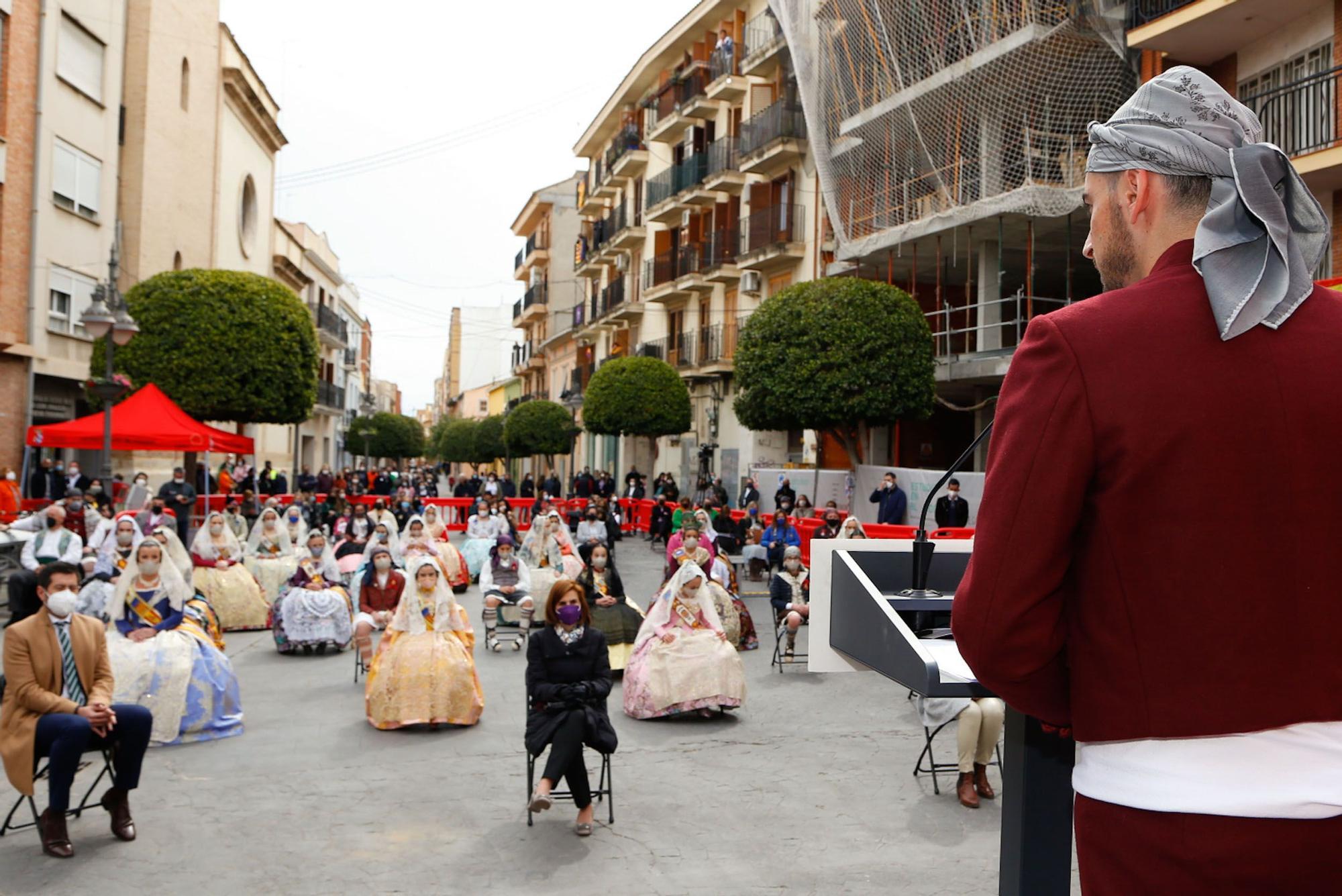 Mislata conmemora Sant Josep