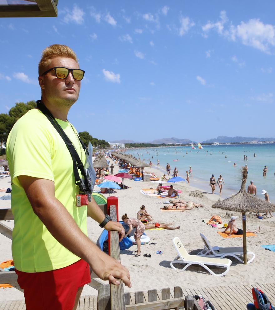 Flaggen, Auslastung, Zugänglichkeit: Alle Infos zu den Mallorca-Stränden in einer App