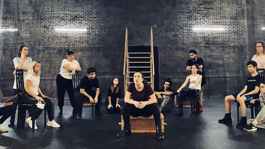 Mandrágora Labse estrena en el Paraninfo con el musical 'Hamilton'