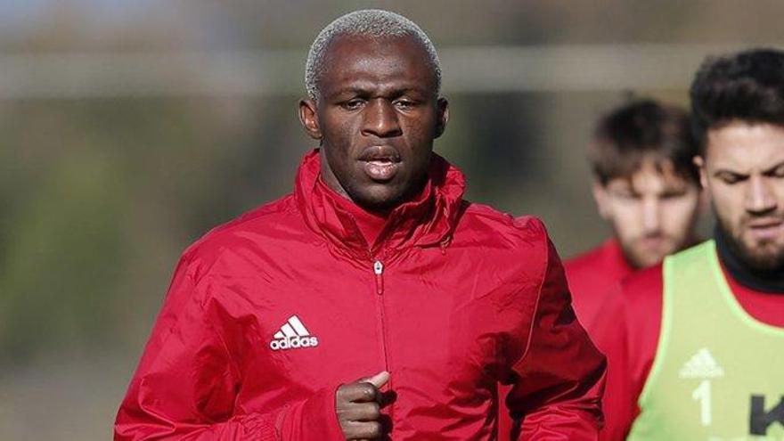 """Koné: """"Voy a seguir en el Sivasspor hasta el final de la temporada"""""""
