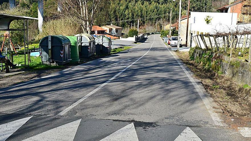 La Diputación da el visto bueno a la humanización del vial entre Moaña y Coiro