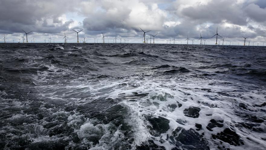 Iberdrola lanza el primer megaparque eólico de mar en España con Galicia entre las opciones