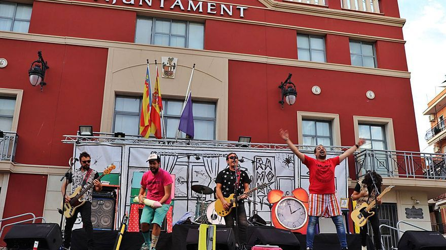 Rafelbunyol prepara el cicle cultural de les festes patronals