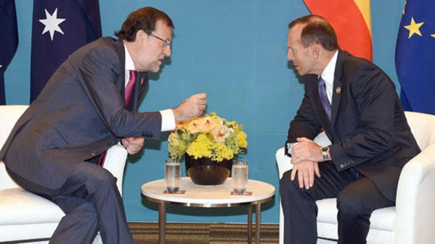 Rajoy defiende ante el G-20 la recuperación de España