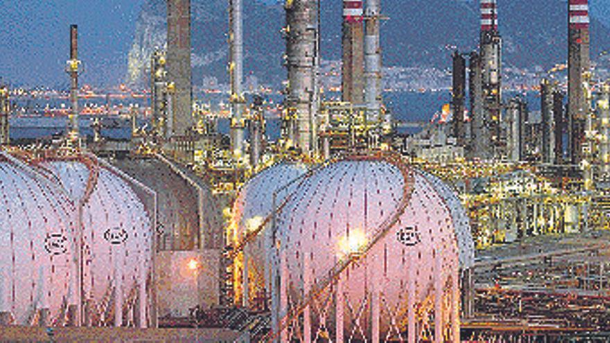 Duro Felguera construirá un almacén de gas licuado de petróleo para Cepsa