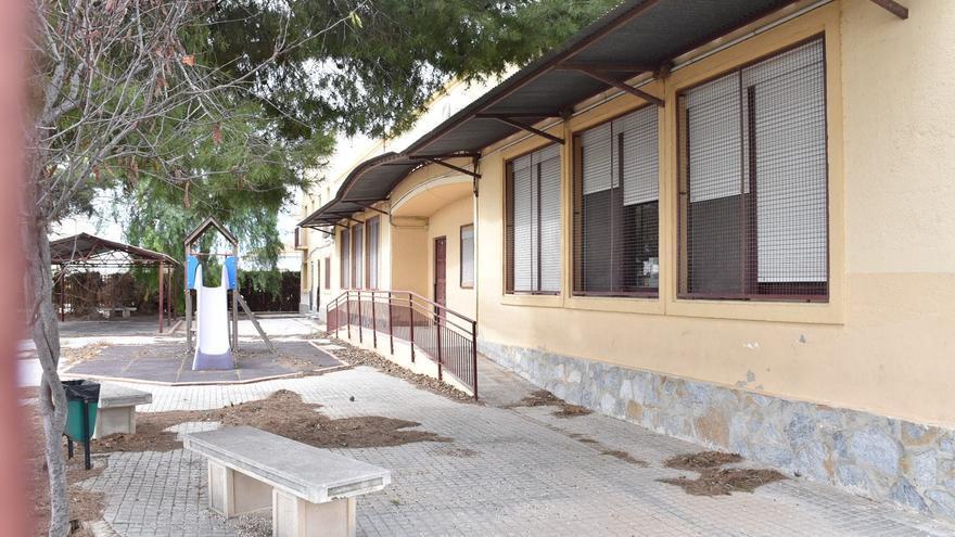 El Consell convertirá el antiguo colegio de Algoda en centro para personas con diversidad funcional