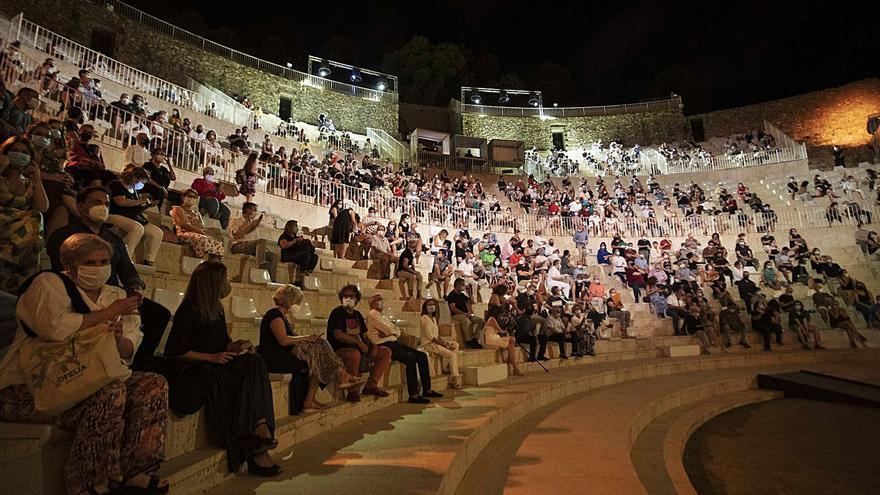 """El Teatre Romà de Sagunt es trasllada a la Grècia clàssica amb """"DemoKratia"""""""