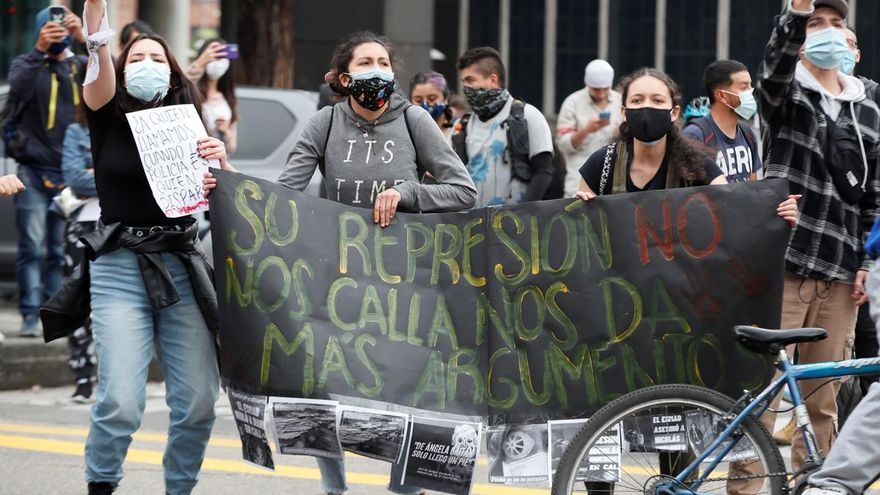 ¿Qué está pasando en Colombia? La crisis del país, en 4 claves
