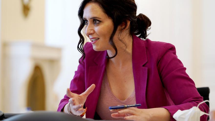Entrevista a Isabel Díaz Ayuso, presidenta de la Comunidad de Madrid