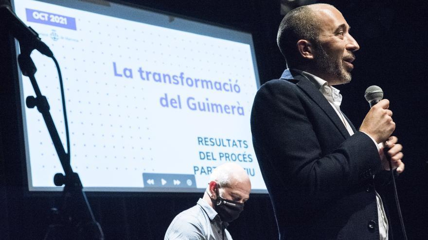 L'enquesta ciutadana avala la decisió de fer un nou carrer Guimerà de Manresa sense bus