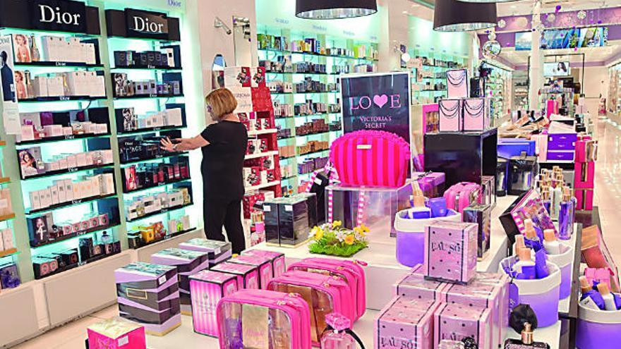 Las perfumerías piden ayuda para salvar 16.000 empleos tras la caída del 70% de su facturación