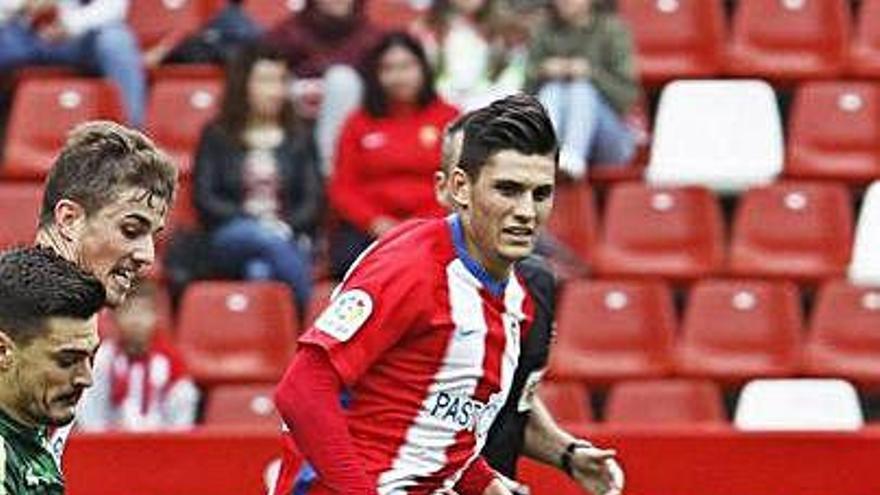 El Real Valladolid se interesa por Cristian Salvador