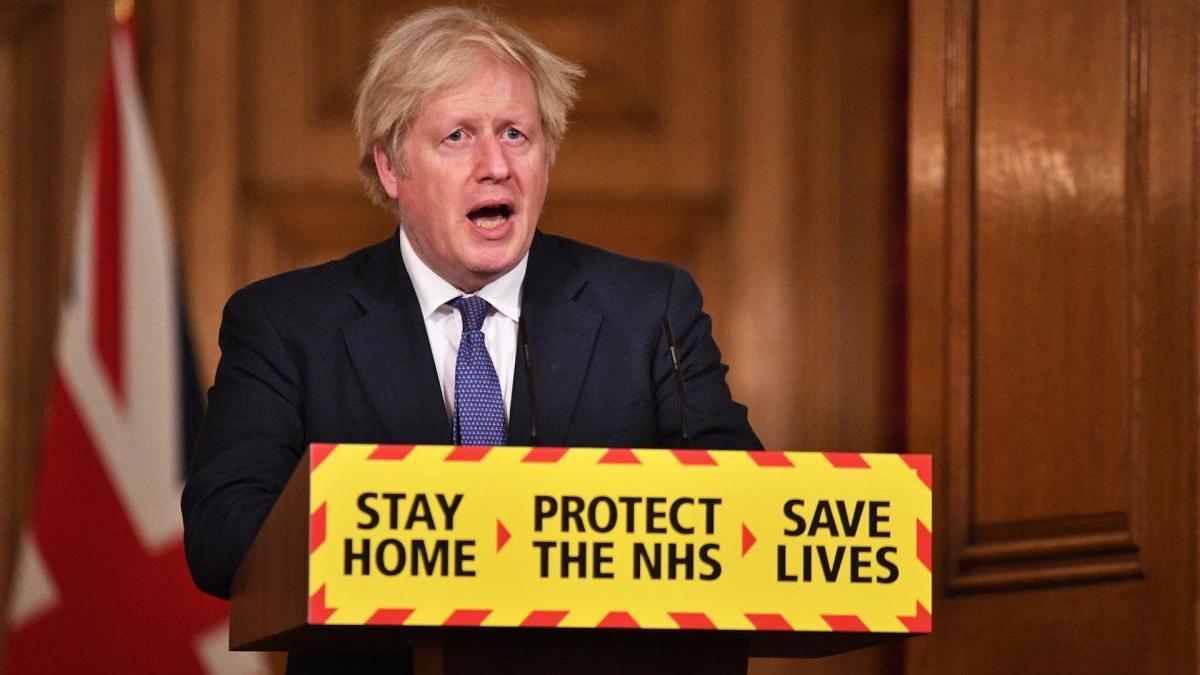Johnson anuncia que la cumbre del G-7 será en Cornualles.