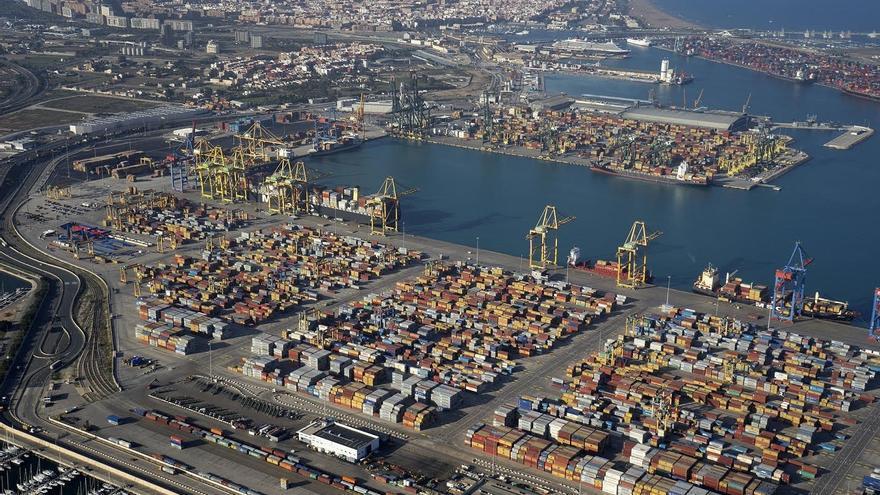 Un informe de la EUIPO advierte del incremento del uso de contenedores para la importación de productos falsificados