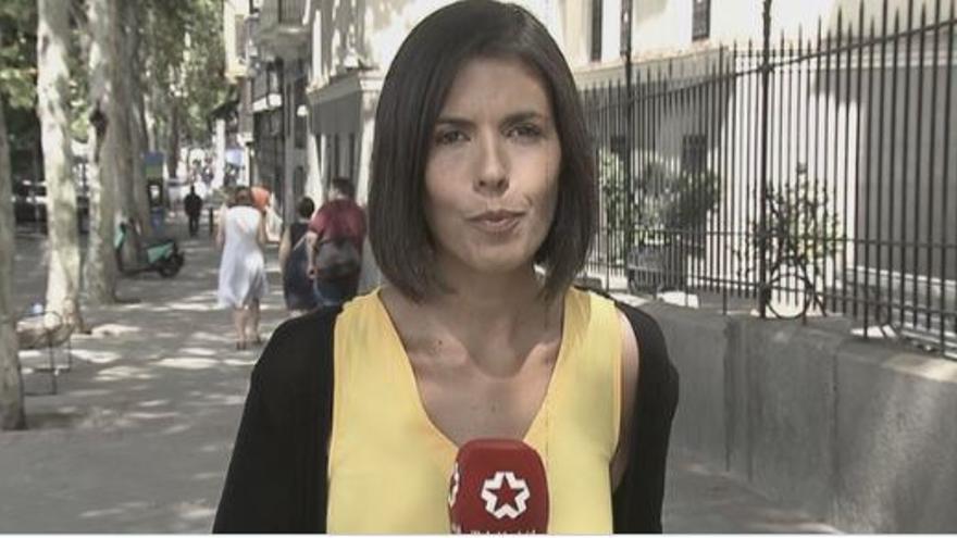 Muere la periodista María Martínez a los 37 años de edad