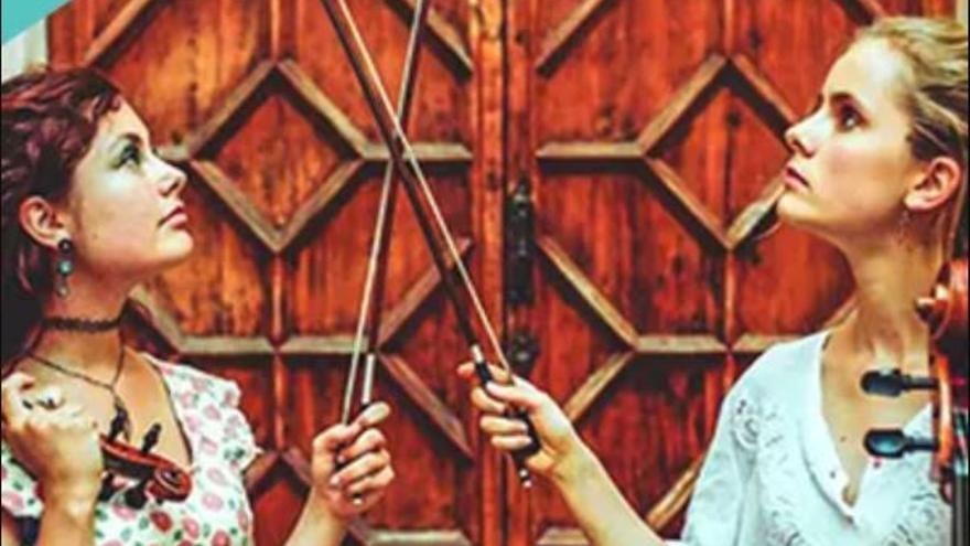 Escarteen Sisters el 23 de juliol al Festival Indrets de Cadaqués
