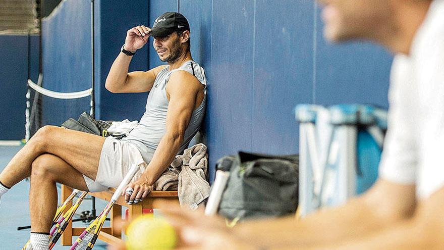 """Rafael Nadal: """"Ich mag die Konfrontation überhaupt nicht"""""""