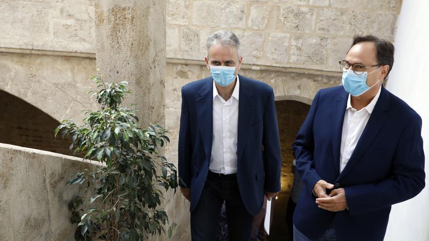 """Illueca sobre el conflicto entre Oltra y Soler: """"Si un conseller pide una reunión, la obligación es acudir"""""""