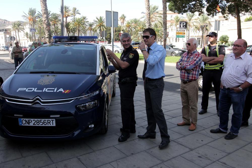 Rodaje de la serie Benet en Cartagena