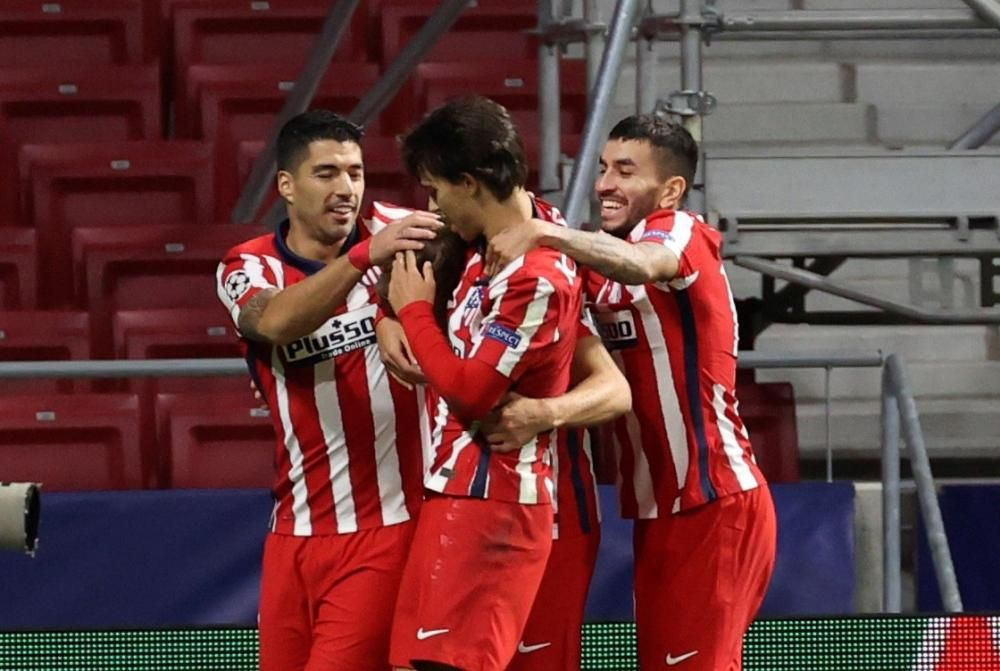 Champions League: Atlético de Madrid - Salzburgo