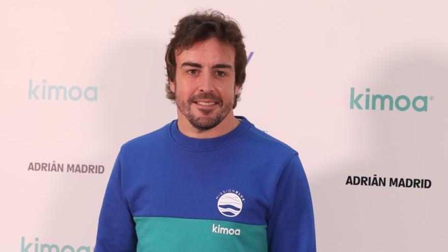 Fernando Alonso. «Si vaig al Dakar, Marc Coma serà el meu copilot»