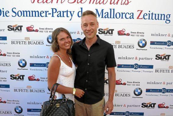 Michelle Fees und Matthias Ziniewitz